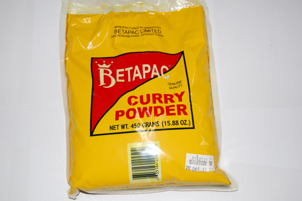 BETAPAC CURRY POWDER 450G