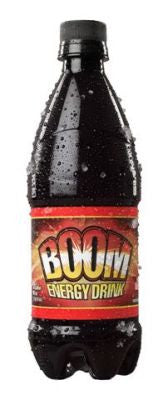 BOOM ENERGY DRINK 591ML