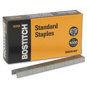 BOSTITCH STANDARD STAPLES