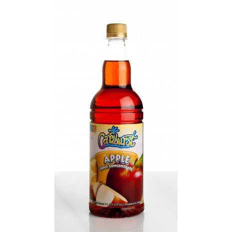 CARIBURST APPLE JUICE CONCENTRATE 1LT