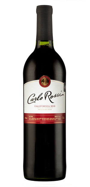 CARLO ROSSI RED 750ML