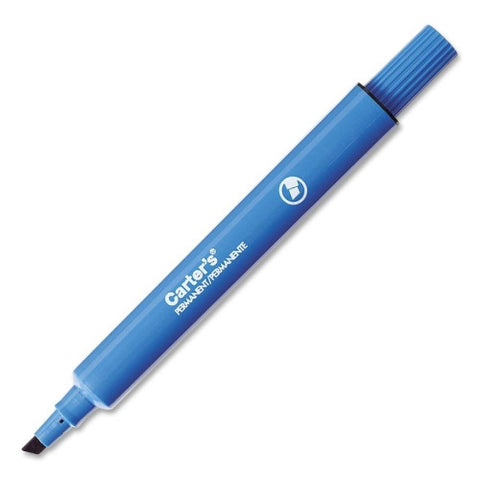 CARTER MARKERS - JUMBO BLUE