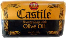 CASTILE BEAUTY SOAP OLIVE OIL 115G