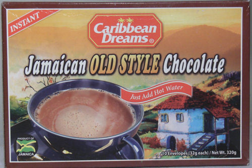 Caribbean dreams jamaican old style chocolate 320g sam 39 s for Jamaican butter fish