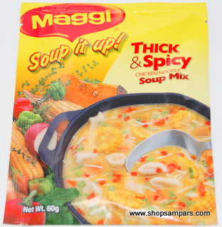 MAGGI SOUP-IT-UP THICK AND SPICY 1X12X50G