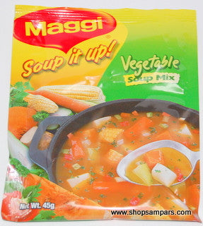 MAGGI SOUP-IT-UP VEGETABLE 1X12X50G
