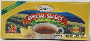 GRACE GINGER LEMON TEA 24`S