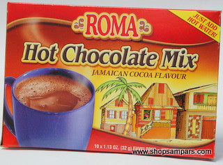 ROMA HOT CHOCOLATE MIX (JAMAICAN FLAVOUR) 320 GM