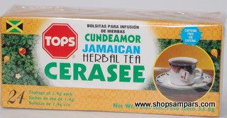 TOPS HERBAL TEA CERASEE 24 BAGS