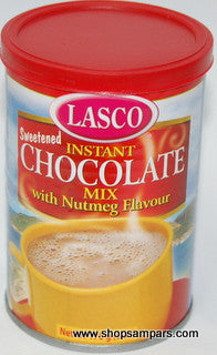 LASCO INSTANT CHOCOLATE MIX 170 G