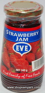 EVE STRAWBERRY JAM 340G