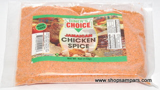 DINERS CHICKEN SPICE 1/4LB
