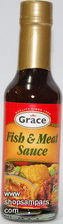 GRACE FISH & MEAT SAUCE 142ML