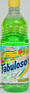 FABULOSO MULTI-USE CLEANER GREEN APPLE 828ML