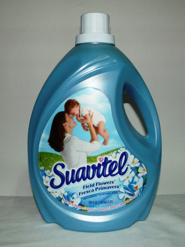 SUAVITEL FIELD FLOWERS FABRIC SOFTENER 5.91 LT