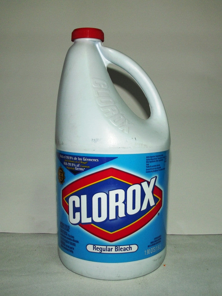 CLOROX REGULAR BLEACH 1.8LT