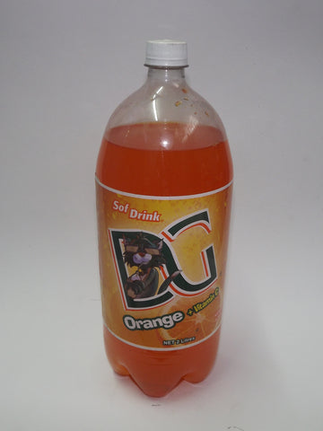 D&G ORANGE SODA 2L
