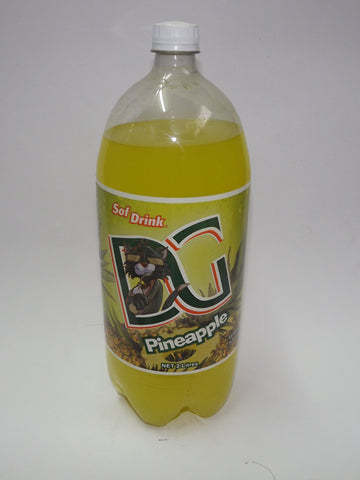 D&G PINEAPPLE SODA 2L