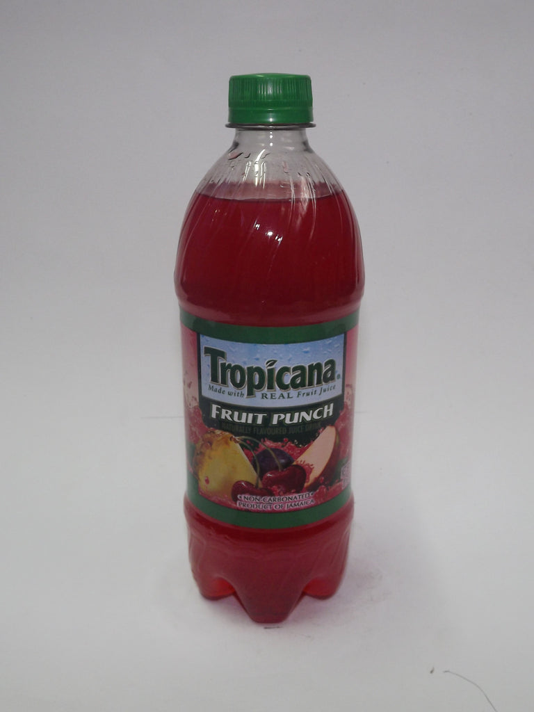 TROPICANA REAL FRUIT JUICE FRUIT PUNCH 591 ML