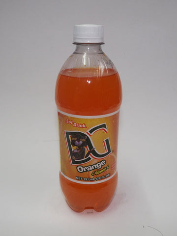 D&G SOFT DRINKS ORANGE 591ML