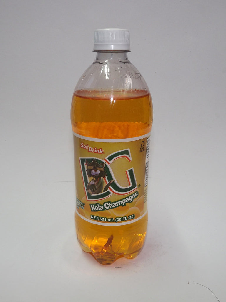 D&G SOFT DRINK KOLA CHAMPAGNE 591ML