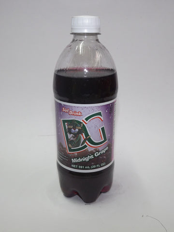 D&G SOFT DRINKS GRAPE 591ML
