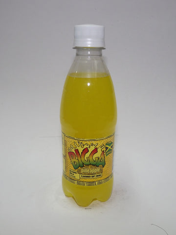 BIGGA PINEAPPLE SODA 330ML