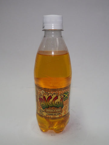 BIGGA JAMAICA KOLA SODA 330ML
