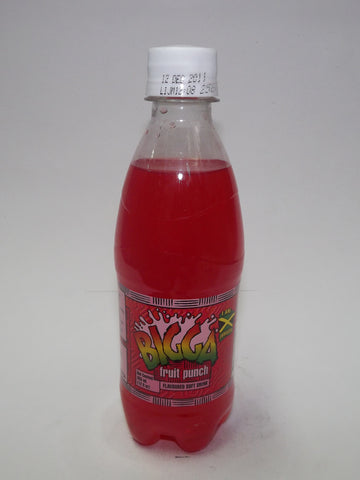 BIGGA FRUIT PUNCH SODA 330ML