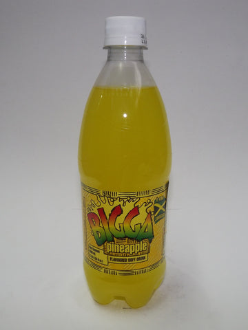 BIGGA PINEAPPLE 600ML