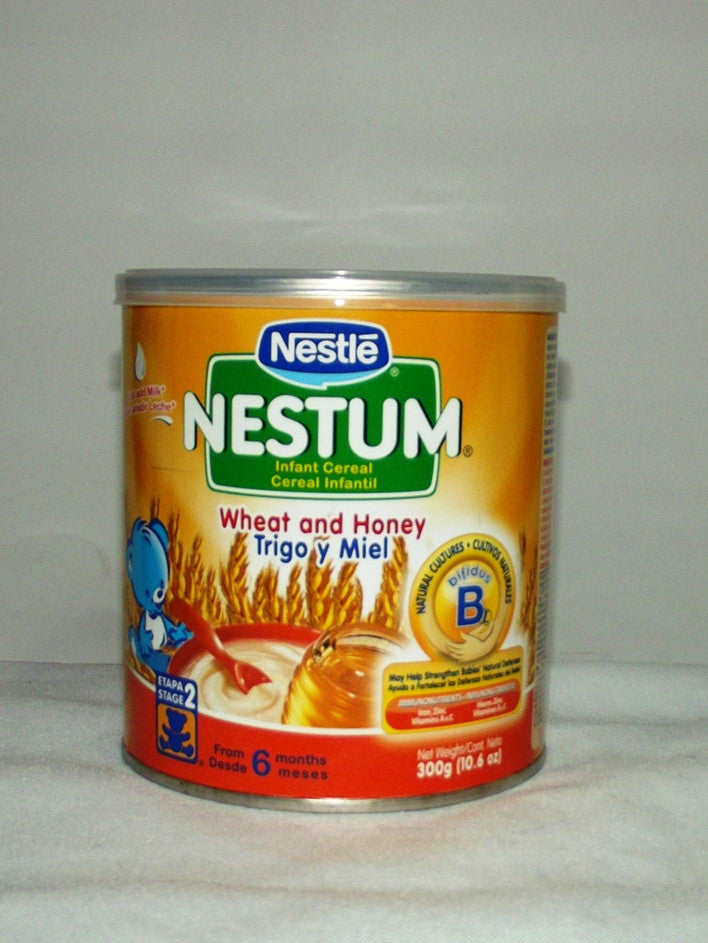 NESTLE NESTUM WHEAT & HONEY 300 G
