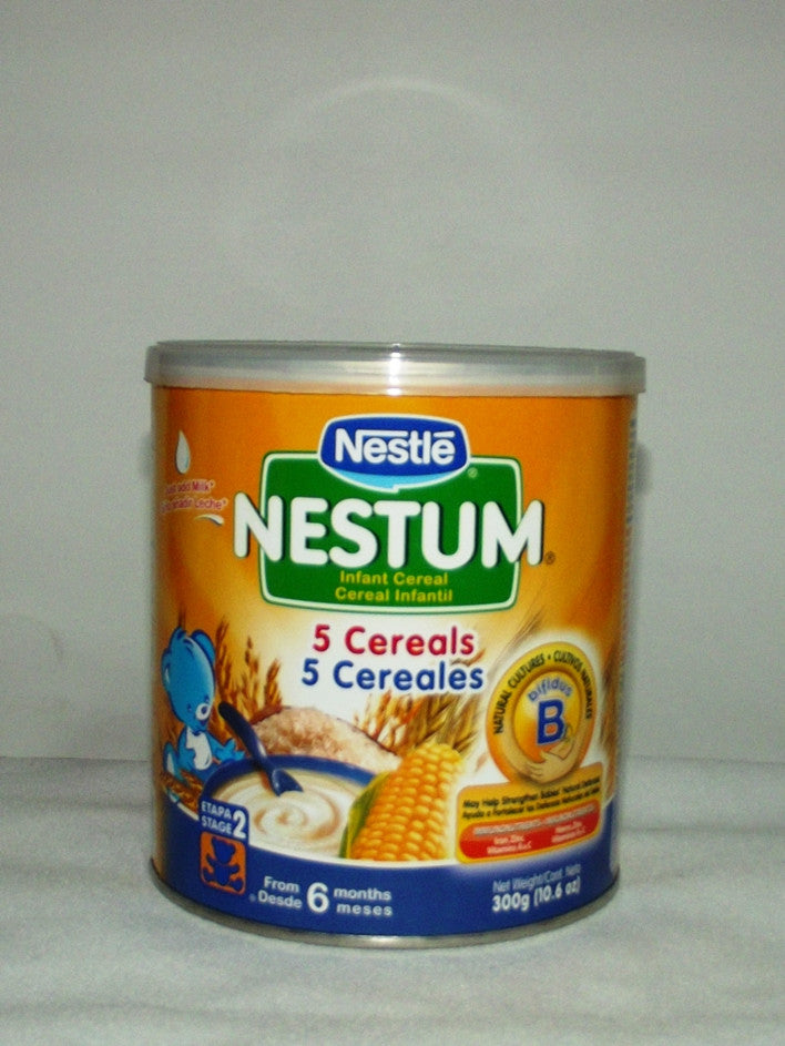 NESTLE NESTUM 5 CEREAL 300G