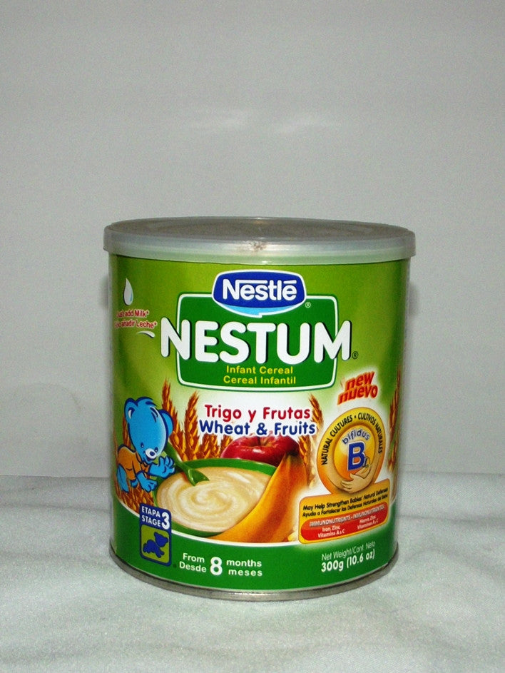NESTLE NESTUM WHEAT & FRUITS 300G
