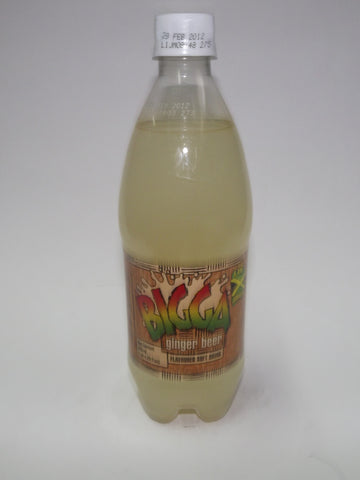 BIGGA GINGER BEER 600ML
