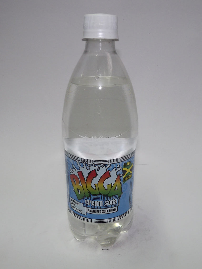 BIGGA CREAM SODA 600ML