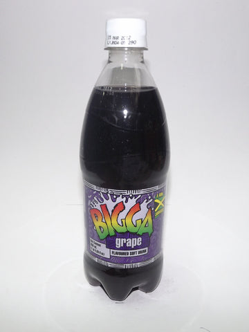 BIGGA GRAPE 600ML