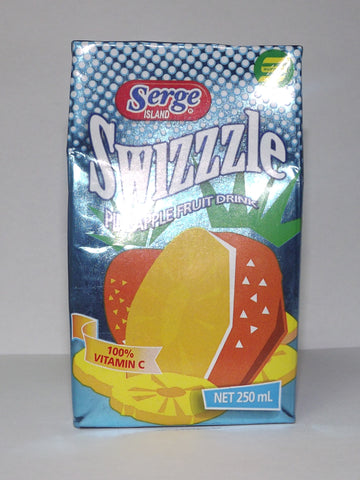 SWIZZLE PINEAPPLE 250 ML