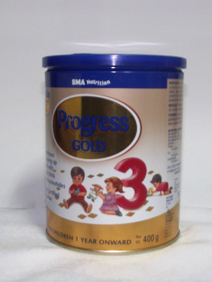 SMA PROGRESS GOLD INFANT FORMULA 400 G