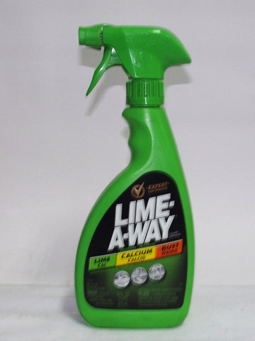 LIME-A-WAY  CLEANER WITH TRIGGER 473ML
