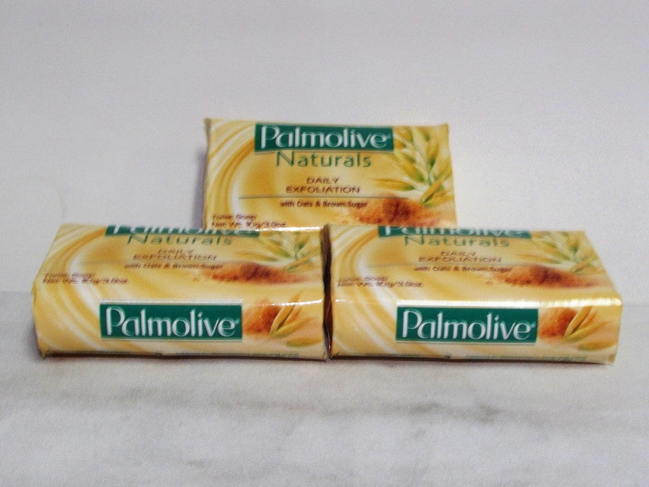 PALMOLIVE NATURALS DAILY EXFOLIATION 115 G