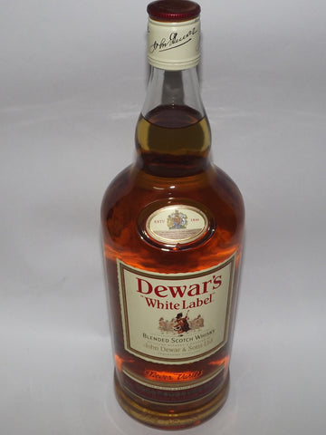 DEWAR`S WHITE LABEL SCOTCH 1.14LT