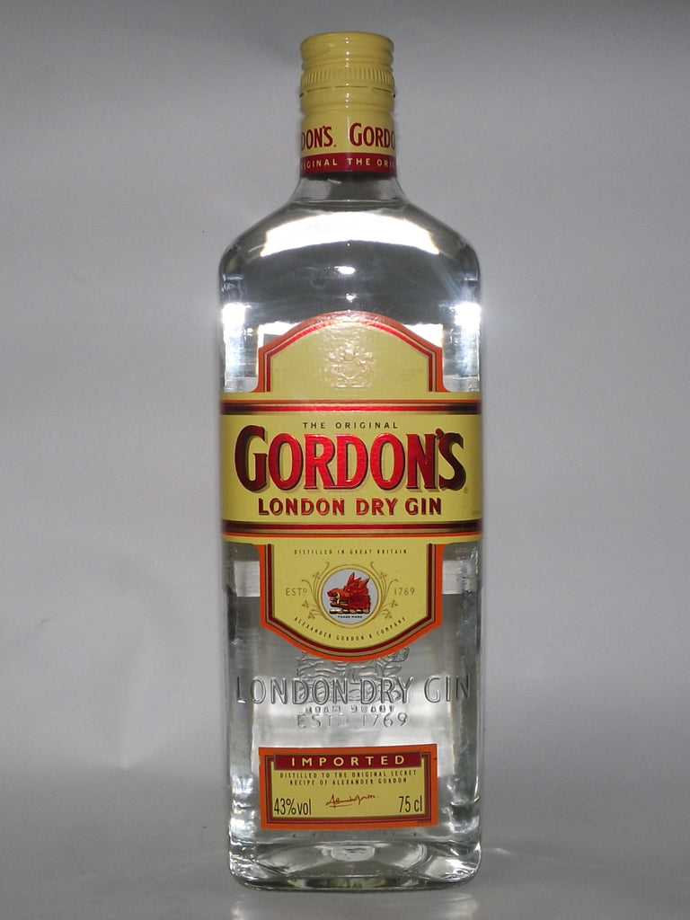 GORDON`S LONDON DRY GIN 700ML