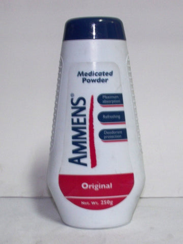 AMMENS MEDICATED POWDER ORIGINAL 250G
