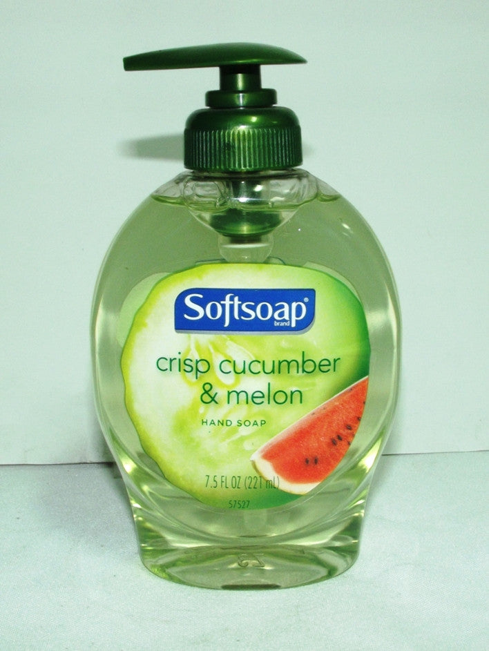 SOFTSOAP CRISP CUCUMBER & MELON HANDSOAP 221 ML