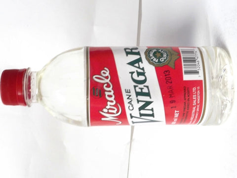 MIRACLE WHITE VINEGAR 484 ML