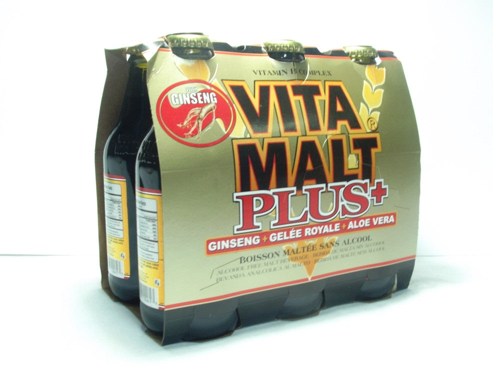 VITA MALT PLUS 330 ML