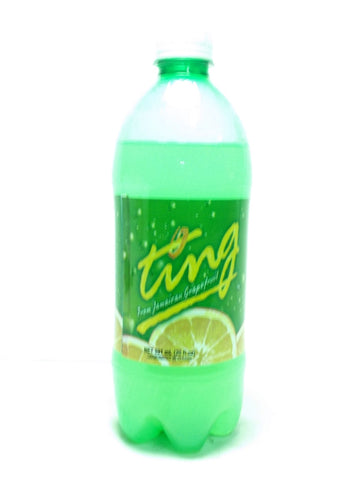 TING SODA 591 ML