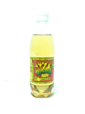 BIGGA  APPLE SODA 330ML