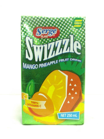 SWIZZLE MANGO PINEAPPLE 250 ML