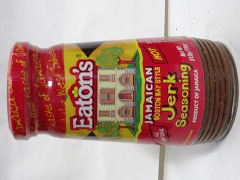 EATON`S JAMAICAN BOSTON BAY STYLE JERK SEASONING 312G